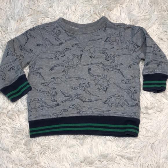 GAP Other - baby gap dinosaur sweatshirt